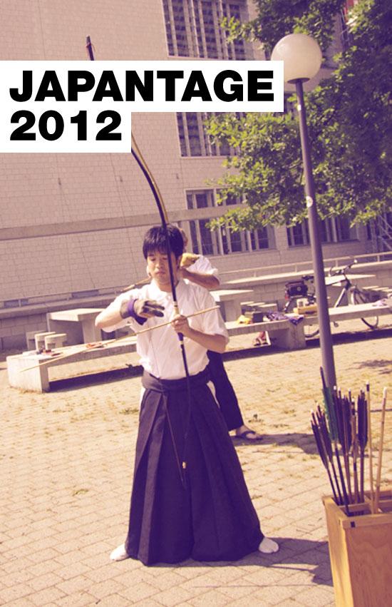 Japantage 2012