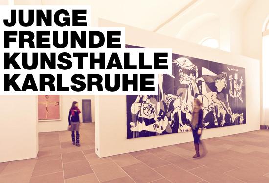 Junge Freunde Staatliche Kunsthalle Karlsruhe