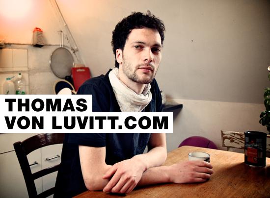 Thomas Luvitt.com
