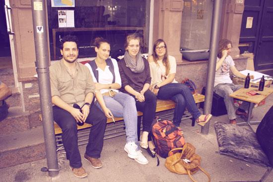Werders Wohnzimmer Team