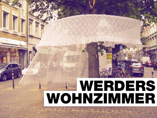 Werders Wohnzimmer