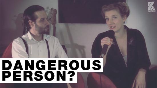 Dangerous Person?
