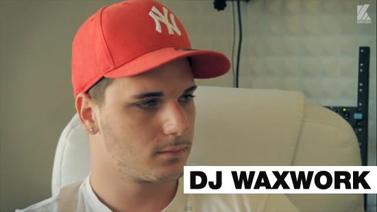DJ WAXWORK