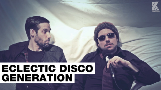 Eclectic Disco Generation