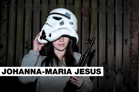 Steckbrief von Johanna-Maria Jesus